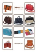 Catalogue Leather Collections feb 2015